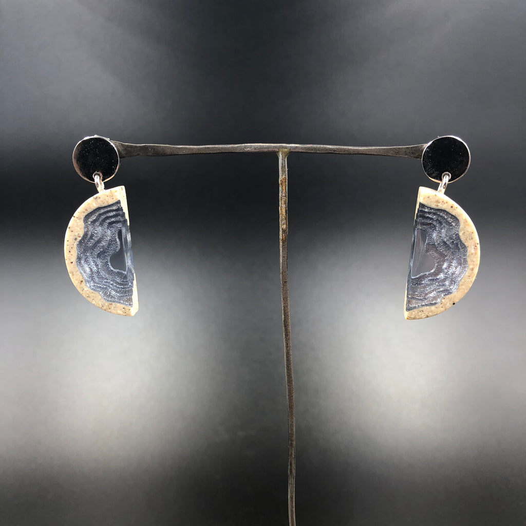 Inlet Earrings