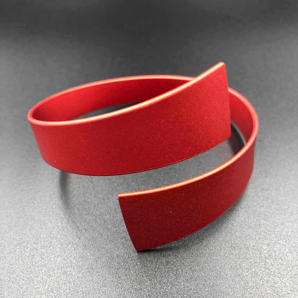 Wrap Bangle - Red