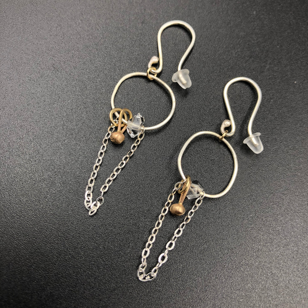 Maeve Herkimer Earrings