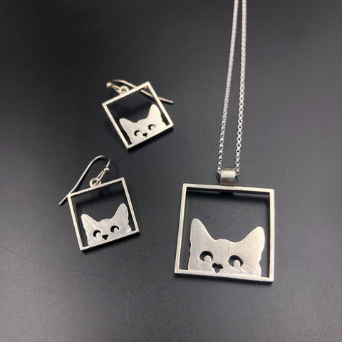Cat Care Society Jewelry