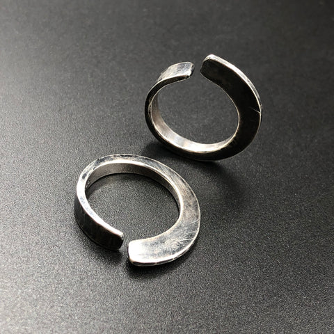 Ouroboros Forged Ring