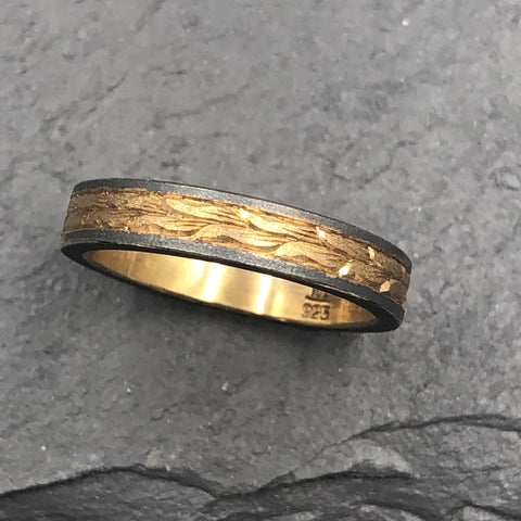 New Growth Stacking Ring