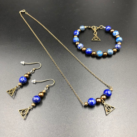 Harry Potter Inspired Ravenclaw Jewelry