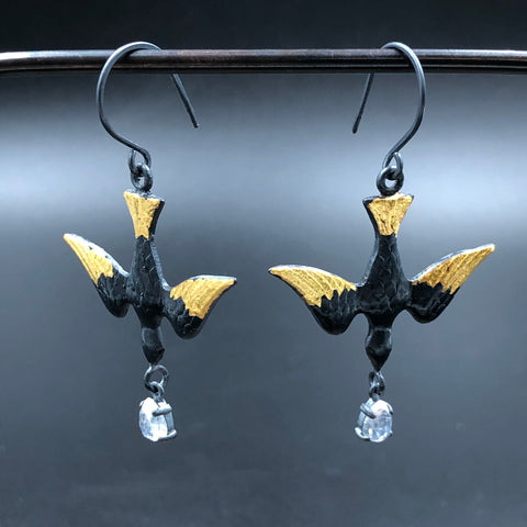 Spirit Dove Earrings