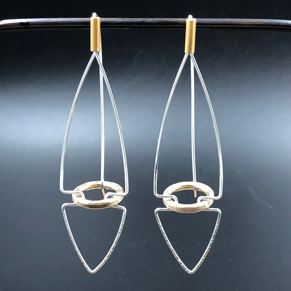 Longboard Earrings (MG)