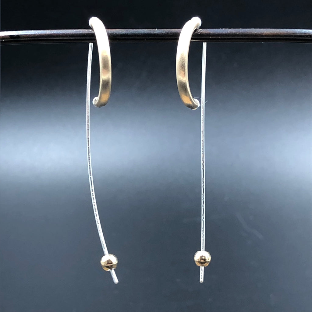 Hooked Earrings (MG)