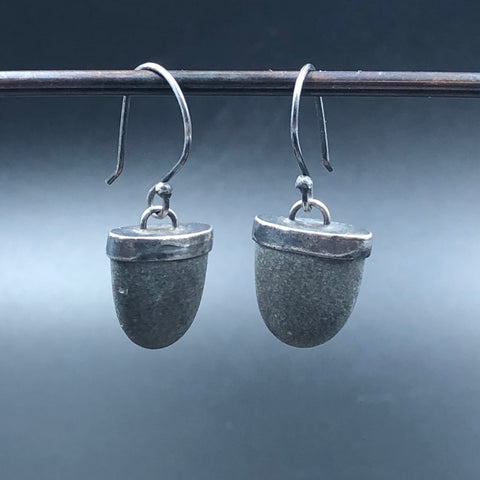 Half-Rock Earrings