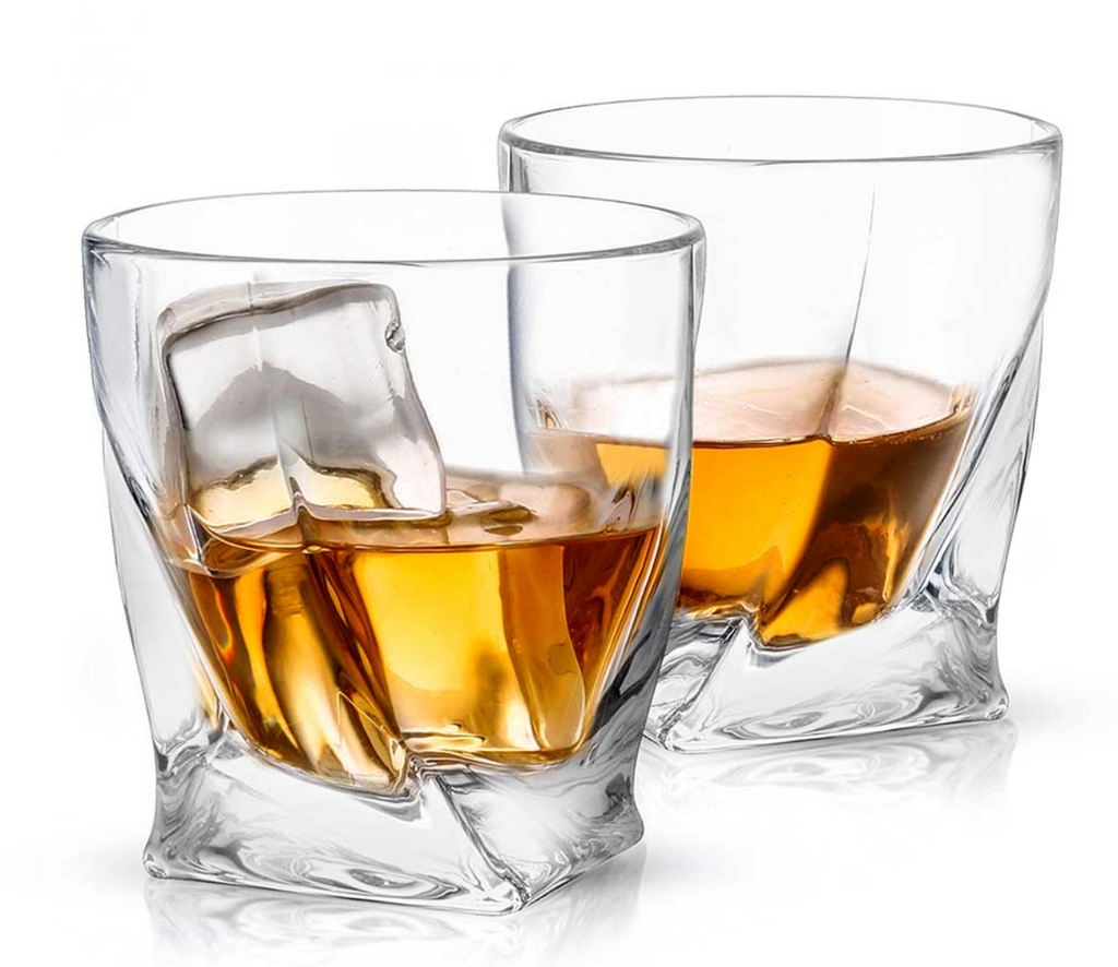 Atlas Whiskey Glasses