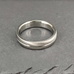 Sterling Ring - Steel