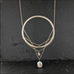 Suspended Pearls Pendant