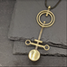 Glyph Necklace