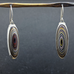 Long Oval Corvetteite Dangles