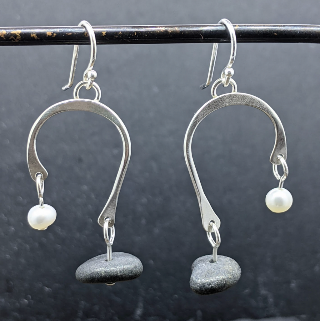 Petite Balance Earrings