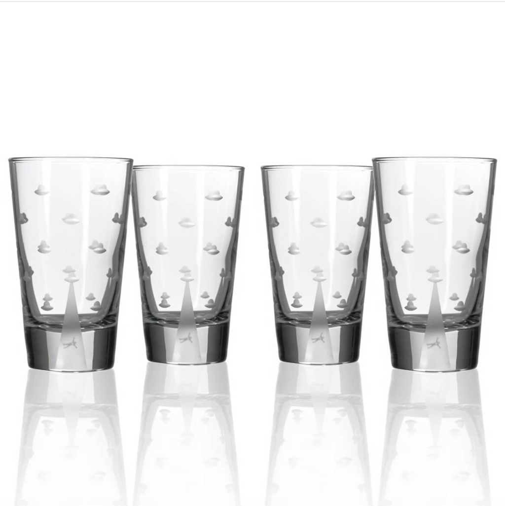 Mothership Highball Glasses