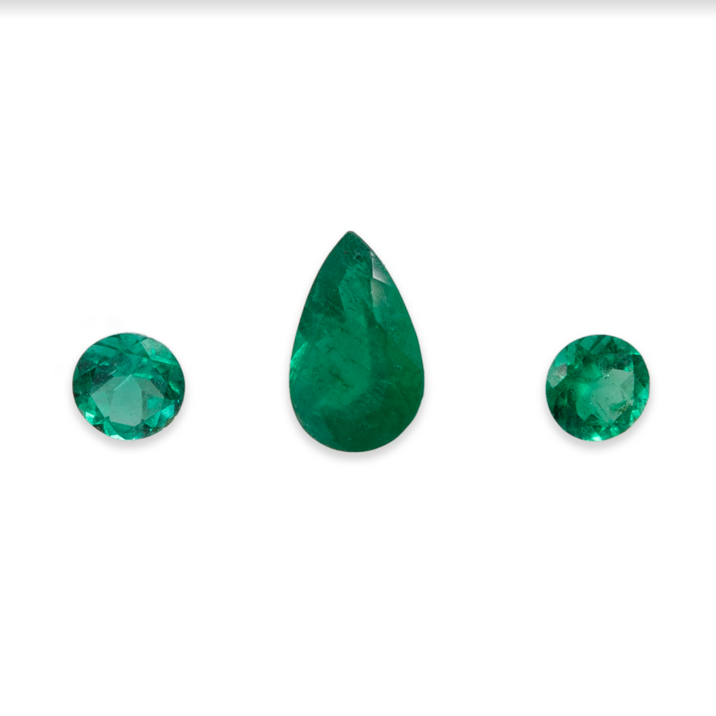 Pair of Emeralds