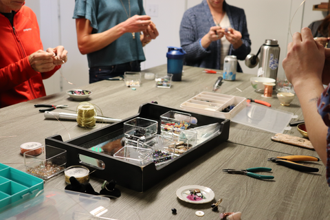 Private Jewelry Making Class
