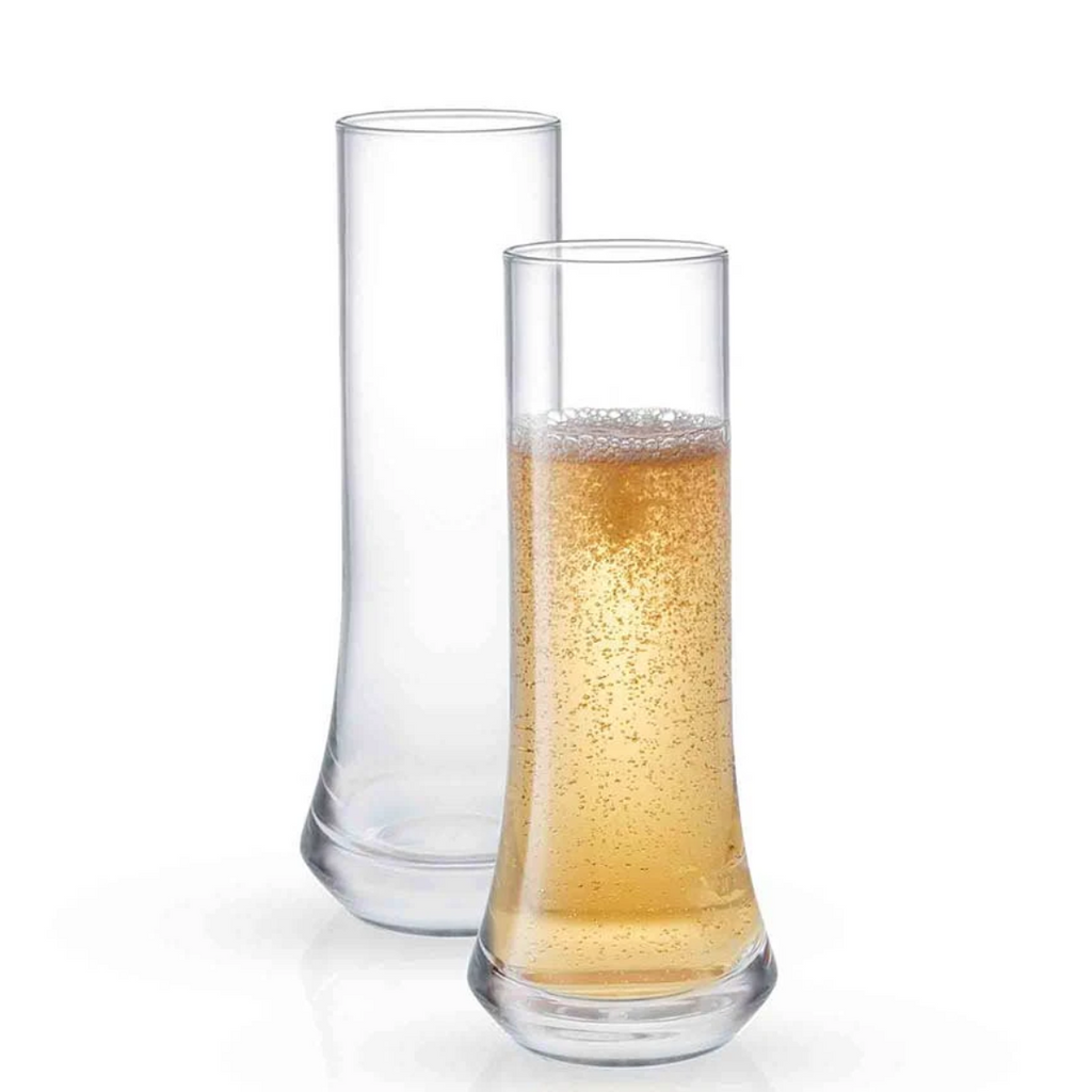 Cosmos Champagne Flutes