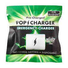 Pop Charger Emergency Charger
