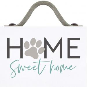 Home Sweet Home (Pet) Word Block