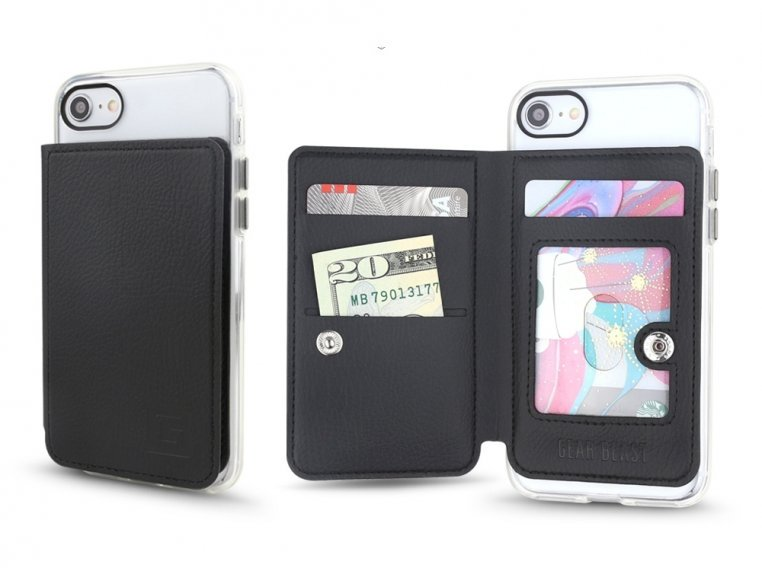 Universal Smartphone Stick-on Wallet/Card Holder