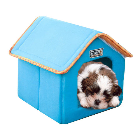 Cute Cat Dog House