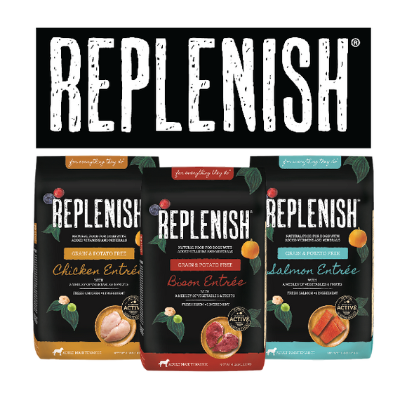 Replenish Dog Food