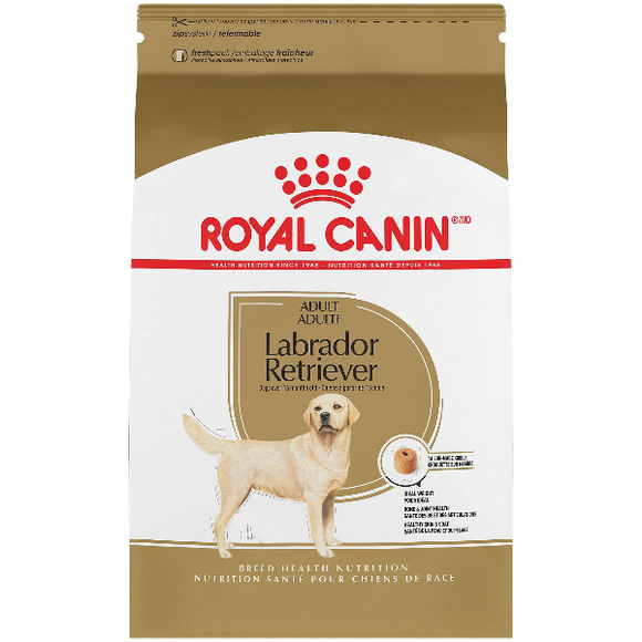 Royal Canin Dog Dry Labrador Retriever 30lb