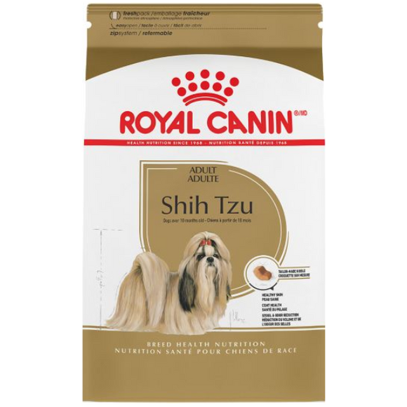 Royal Canin Dog Dry Shih Tzu 10lb