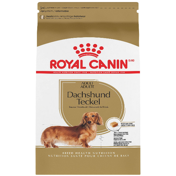 Royal Canin Dog Dry Dachshund 10lb
