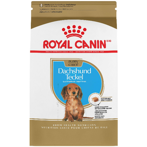 Royal Canin Dog Dry Puppy Dachshund 2.5lb
