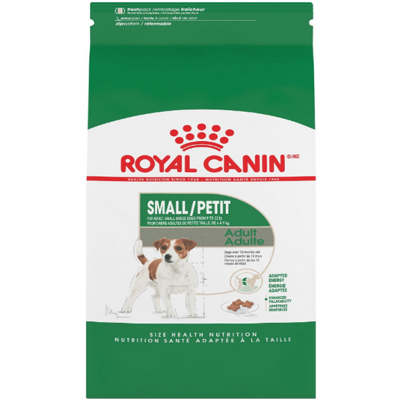 Royal Canin Dog Dry Small 2.5lb