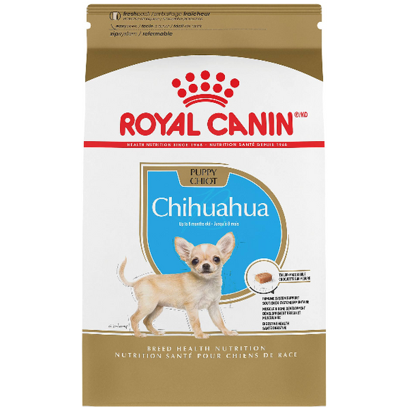 Royal Canin Dog Dry Puppy Chihuahua 2.5lb