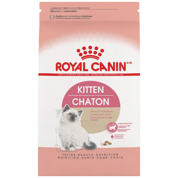 Royal Canin Cat Dry Kitten 3.5lb