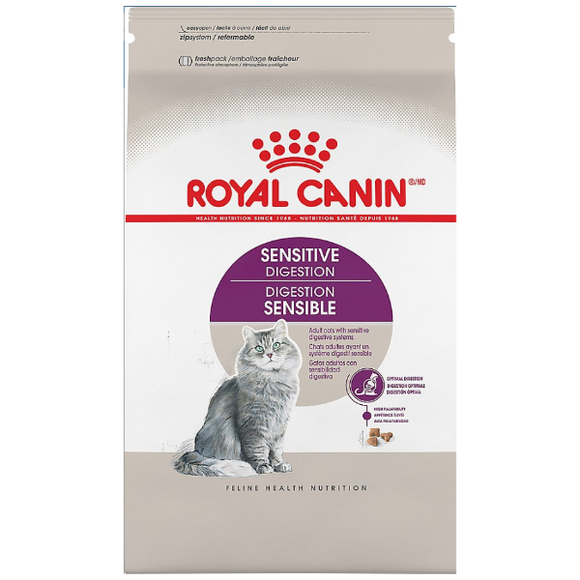 Royal Canin Cat Dry Sensitive Digestion 7lb