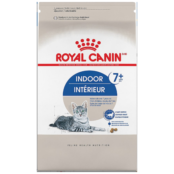 Royal Canin Cat Dry 7+ Indoor 5.5lb