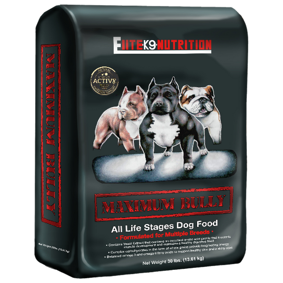 Maximum Bully Kibble 30lb