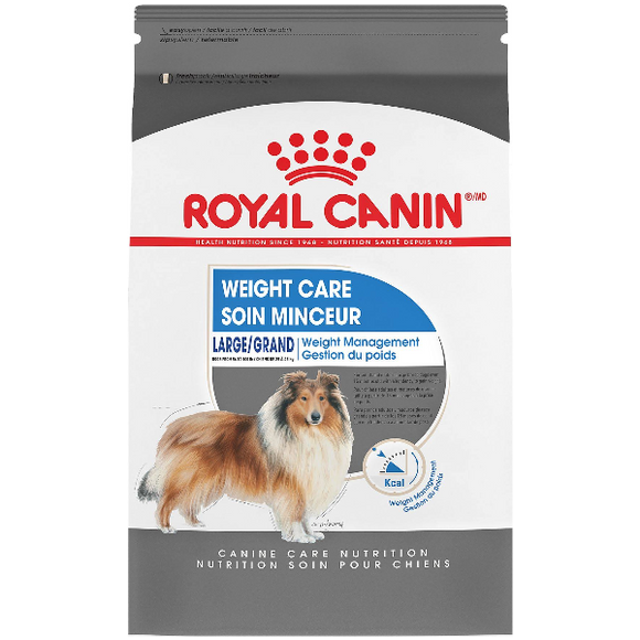 Royal Canin Dog Dry Large Weight Care 30lb
