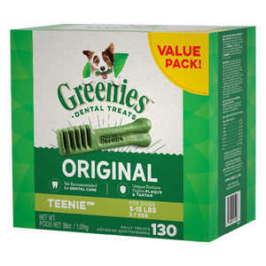 Greenies Original Teenie 36 oz