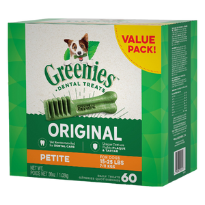 Greenies Original Petite 36 oz