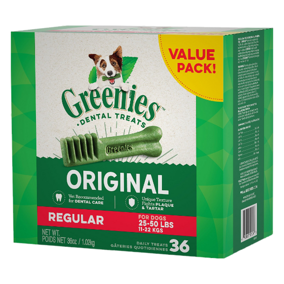 Greenies Original Regular 36 oz