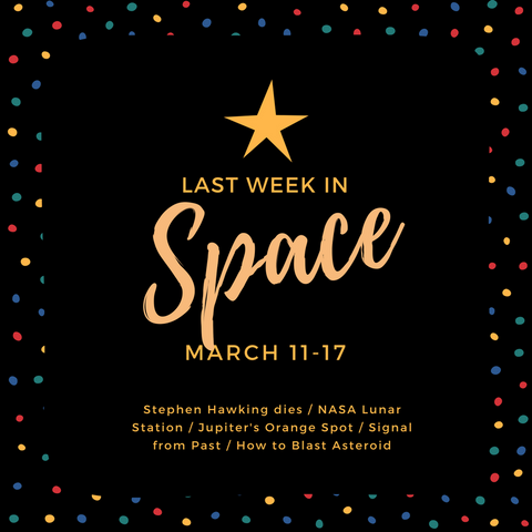 last week in space march 11-17