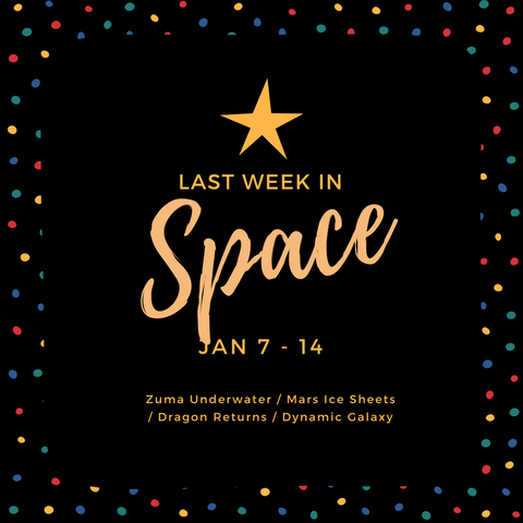 Last Week In Space January 7-14