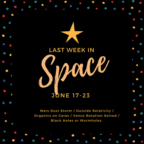 last week in space june 17-23