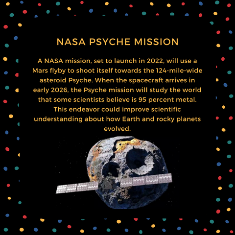 nasa psyche mission