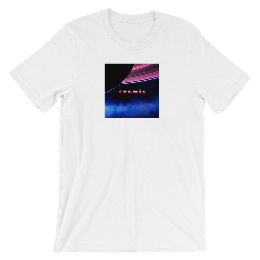 Saturn Logo T-shirt
