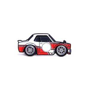 Hakosuka - Red Livery