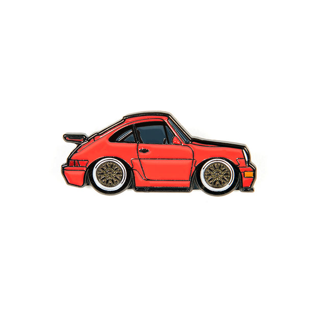 964 RS - Guards Red