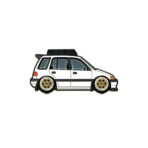 EF Wagon - White