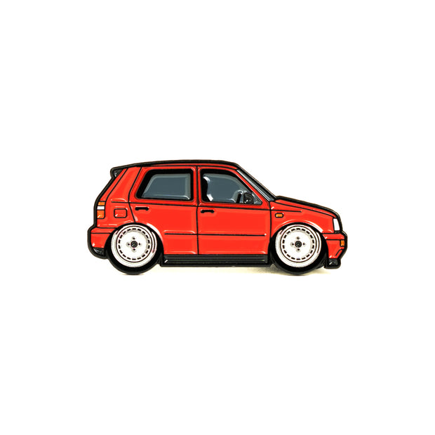 Golf MK3 - Red