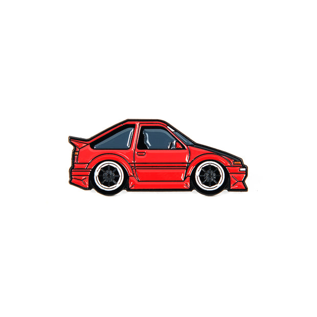 AE86 - Red
